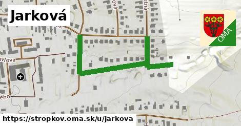 ilustrácia k Jarková, Stropkov - 500m
