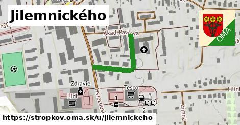 ilustrácia k Jilemnického, Stropkov - 236m