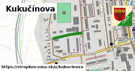 ilustrácia k Kukučínova, Stropkov - 165m