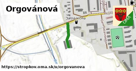ilustrácia k Orgovánová, Stropkov - 140m