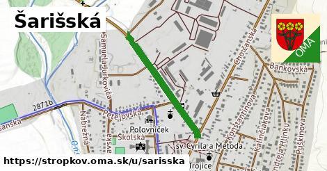 ilustrácia k Šarišská, Stropkov - 560m