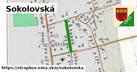 ilustrácia k Sokolovská, Stropkov - 175m