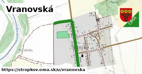 ilustrácia k Vranovská, Stropkov - 519m