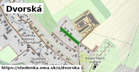 ilustrácia k Dvorská, Studénka - 127m