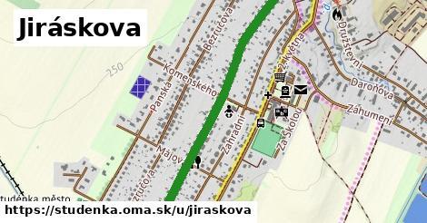 ilustrácia k Jiráskova, Studénka - 1,02km