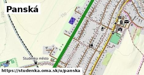 ilustrácia k Panská, Studénka - 1,91km