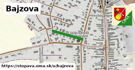ilustrácia k Bajzova, Stupava - 219m
