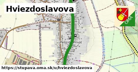 ilustrácia k Hviezdoslavova, Stupava - 1,10km
