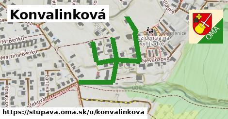 ilustračný obrázok k Konvalinková, Stupava