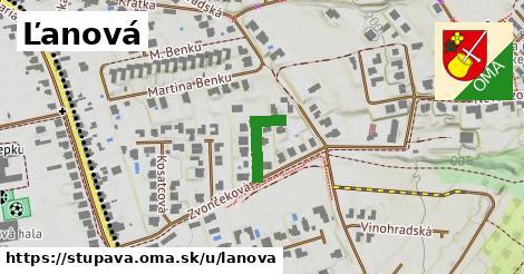 ilustrácia k Ľanová, Stupava - 137m
