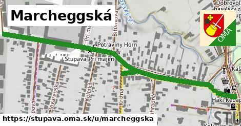 ilustrácia k Marcheggská, Stupava - 0,83km