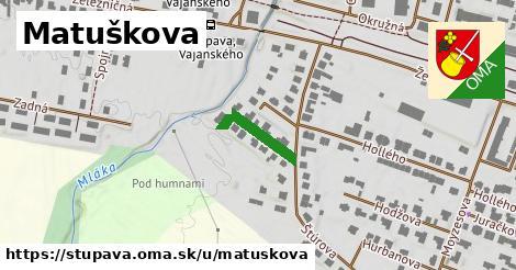 ilustrácia k Matuškova, Stupava - 138m