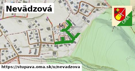 ilustrácia k Nevädzová, Stupava - 357m