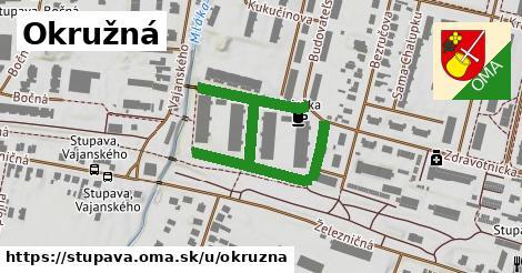 ilustrácia k Okružná, Stupava - 520m