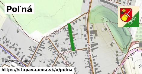 ilustrácia k Poľná, Stupava - 144m
