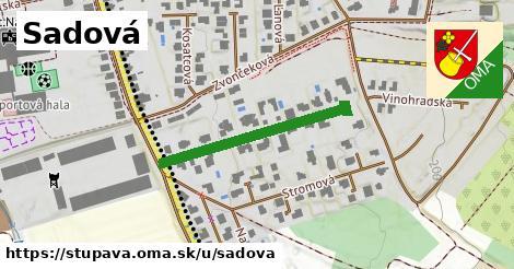 ilustrácia k Sadová, Stupava - 303m