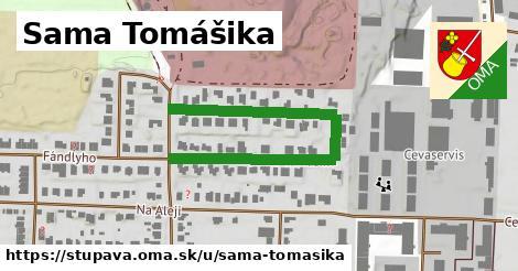 ilustračný obrázok k Sama Tomášika, Stupava