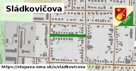 ilustrácia k Sládkovičova, Stupava - 198m