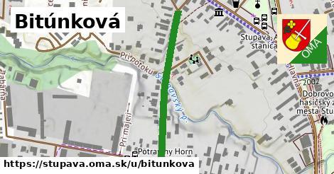 ilustrácia k Bitúnková, Stupava - 347m