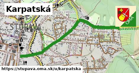 ilustrácia k Karpatská, Stupava - 1,22km