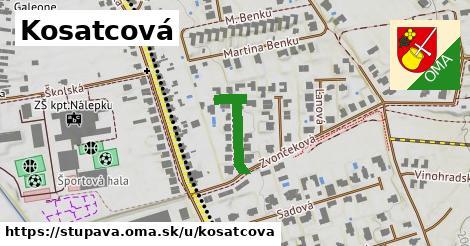 ilustrácia k Kosatcová, Stupava - 171m