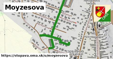 ilustrácia k Moyzesova, Stupava - 655m