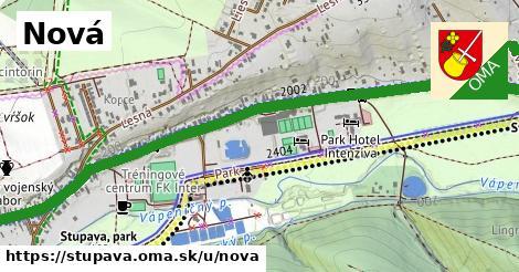 ilustrácia k Nová, Stupava - 1,28km