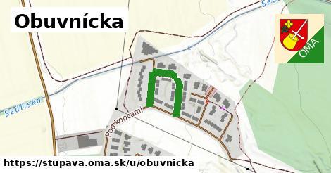 ilustrácia k Obuvnícka, Stupava - 222m