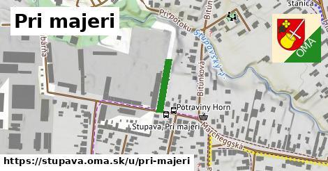 ilustrácia k Pri majeri, Stupava - 122m