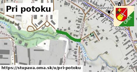 ilustrácia k Pri potoku, Stupava - 148m