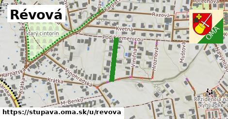 ilustrácia k Révová, Stupava - 145m