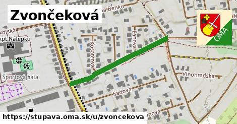 ilustrácia k Zvončeková, Stupava - 344m