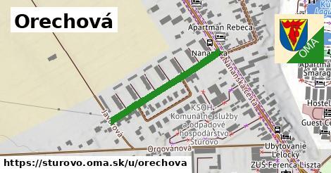 ilustračný obrázok k Orechová, Štúrovo