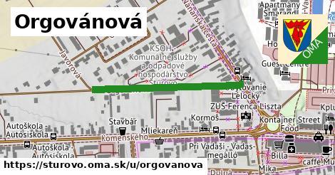 ilustrácia k Orgovánová, Štúrovo - 341m