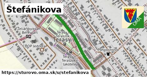 ilustrácia k Štefánikova, Štúrovo - 374m