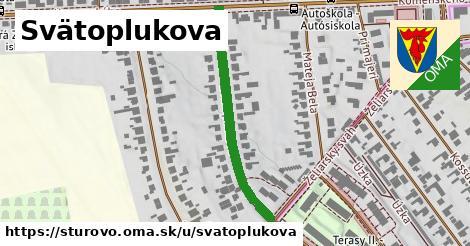 ilustrácia k Svätoplukova, Štúrovo - 366m