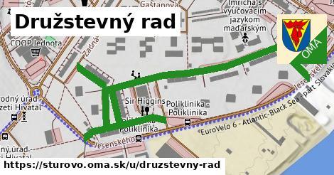 ilustrácia k Družstevný rad, Štúrovo - 0,96km