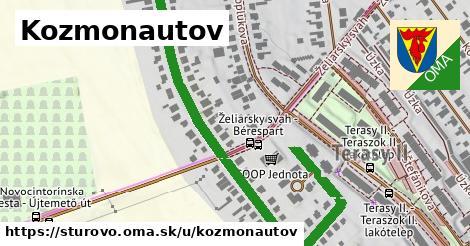 ilustrácia k Kozmonautov, Štúrovo - 0,86km