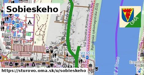 ilustrácia k Sobieskeho, Štúrovo - 0,95km
