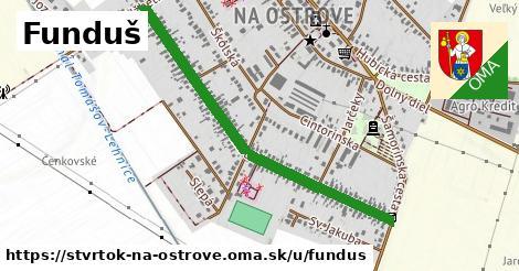 ilustrácia k Funduš, Štvrtok na Ostrove - 0,99km
