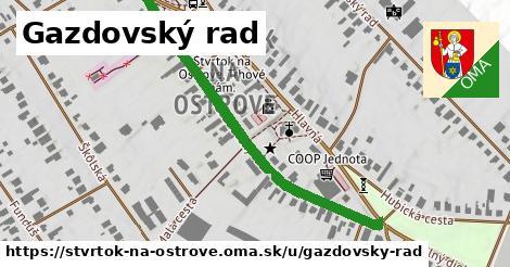 ilustrácia k Gazdovský rad, Štvrtok na Ostrove - 526m