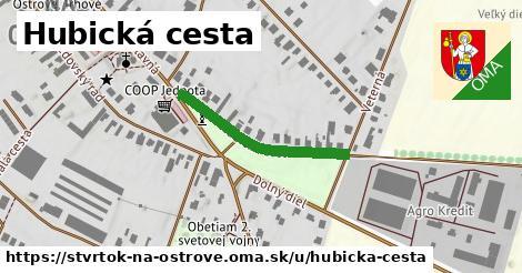 ilustrácia k Hubická cesta, Štvrtok na Ostrove - 556m