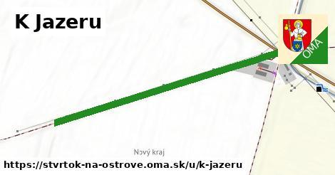 ilustrácia k K Jazeru, Štvrtok na Ostrove - 537m