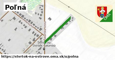 ilustračný obrázok k Poľná, Štvrtok na Ostrove