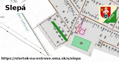 ilustrácia k Slepá, Štvrtok na Ostrove - 196m