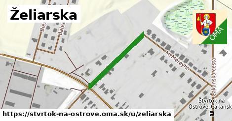 ilustrácia k Želiarska, Štvrtok na Ostrove - 249m