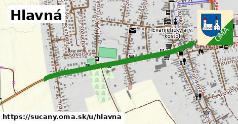 ilustrácia k Hlavná, Sučany - 0,96km