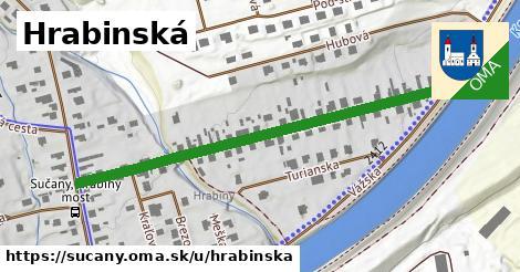 ilustrácia k Hrabinská, Sučany - 542m