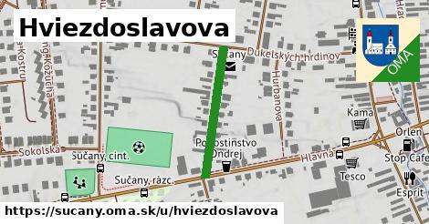 ilustrácia k Hviezdoslavova, Sučany - 226m