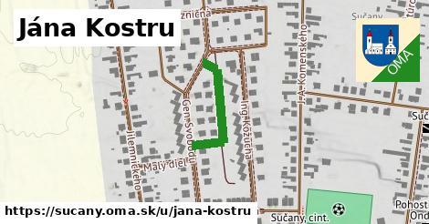 ilustrácia k Jána Kostru, Sučany - 129m